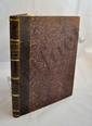 BESANÇON. - Recueil factice de pièces diverses, imprimées de 1685 à 1826. In-4, demi-basane brune, dos lisse orné (Reliure du XIXe siècle).