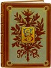 ALBUM. Album amicorum de Claire Salles née Eiffel, rassemblant 71 pensées autographes signées ou dédicaces, 1889-1934; album in-8 de 67 ff (plus qqs ff vierges), reliure veau fauve, cadre de filets dorés sur les plats, le plat sup. orné d'une grande