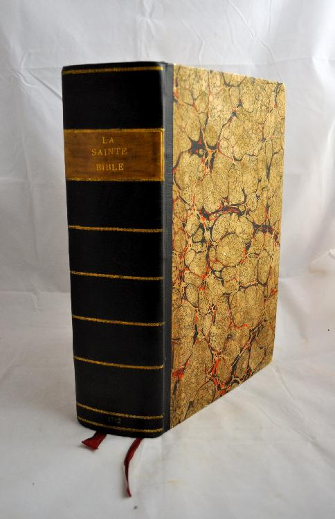 BIBLE - La Sainte Bible