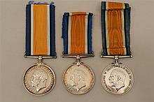 Grouping of British War Medals (WWI)