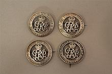 Grouping of Royal Service Badges