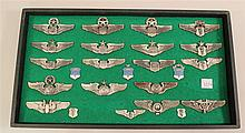 Grouping of US Military Aviation Wings