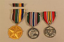 Vermont National Guard Medals