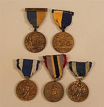 Group of WWI Service Medals