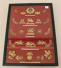 British Insignia Late 19th/Early 20th Century