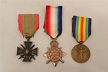 WWI/WWII Medals