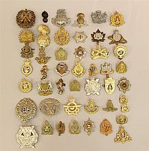 British Empire Cap Badges