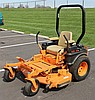 2007 Scag Tiger Cub Zero Turn Mower, Briggs and Straton Extended Life Series V Twin Motor with 85 Hrs, New Battery, 26 Hp, 48