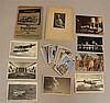 Lot of German pre- WW II and earlier WW II photographs and Luftwaffe handbook. Included are four military postcards which show early...