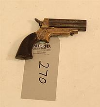 Sharps Model 1A 4 barrel pepperbox. Cal. 30. 3