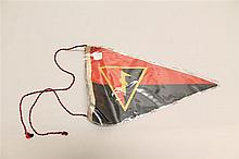 Dutch NSB Pennant - WWII