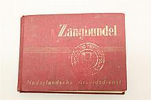 Dutch WWII NAD Songbook