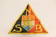 Dutch WWII NSB Emblem for Flag