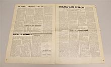 Dutch WWII SS Newspapers