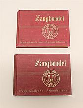 Dutch WWII NAD Songbooks