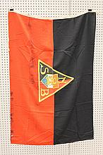 Dutch WWII NSB Flag