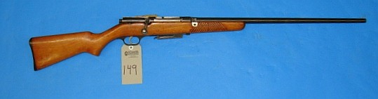 J Stevens Arms Co. Model 38B bolt action shotgun. 410 cal. 24