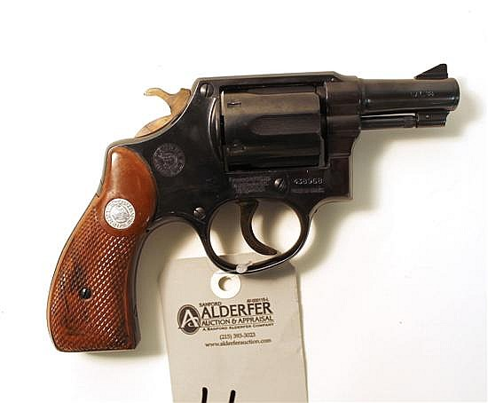 Taurus double action revolver. Cal. 38 Spcl. 2-1/2