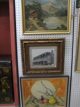 Group of 3 Artworks
