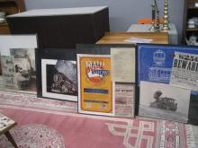 Group of Railroad Posters & Prints