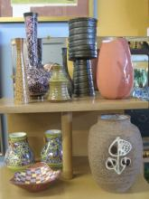 Group of Pottery