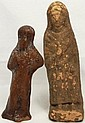 Group of 2 Ancient Terracotta Figures