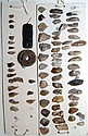 Lot of 74 European stone age tools