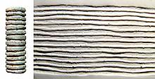 Anatolian glazed composition cylinder seal