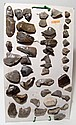 Lot of 56 European stone age tools