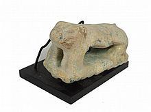 A Seljuk terracotta stamp