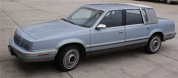 1993 CHRYSLER NEW YORKER 52,231 MILES