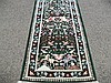 SINO PERSIAN TABRIZ PICTORIAL RUNNER 3' X 20'