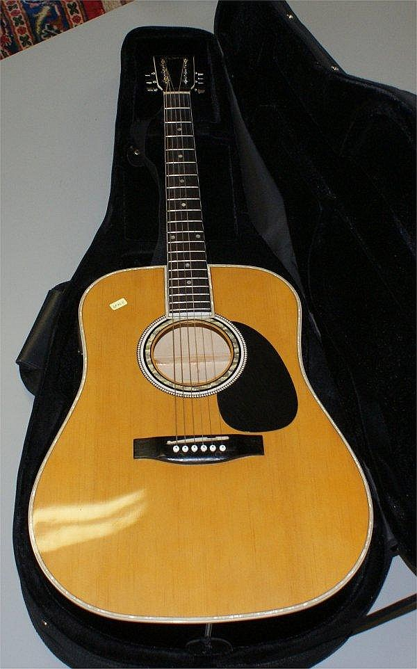 6 STRING ACOUSTIC ELECTRIC GUITAR ELEZAN