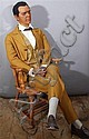 BOOKER T. WASHINGTON WAX FIGURE BY KATHERINE STUBERGH