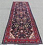 PERSIAN SAROUK RUNNER, 3.1 X 9.9