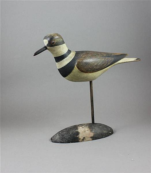 MARK MCNAIR KILLDEER, 10 1/2