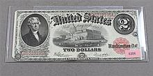 SERIES 1917 U.S. $2 LARGE NOTE
