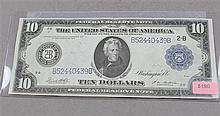 SERIES 1914 U.S $10 FEDERAL RESERVE NOTE