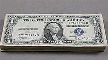(75) SERIES 1935 $1 SILVER CERTIFICATED NOTES