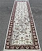 SINO PERSIAN TABRIZ SILK BLEND RUNNER, 2.6  X 10