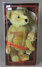 STEIFF LIMITED EDITION BEAR SET IN ORIGINAL BOX, LARGE BEAR IS 13