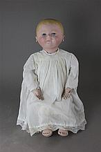 23'' MARTHA CHASE CLOTH CHILD DOLL