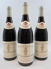 6 bouteilles BEAUNE 2008 1er cru Grèves