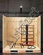 Philippe STARCK (Né en 1949) Tabouret ergonomique