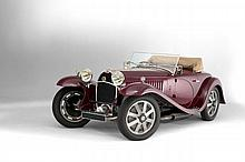 1932 Bugatti Type 55 cabriolet