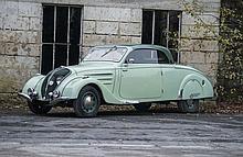 1937 Peugeot 402 Éclipse