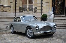 1957 Aston Martin DB Mk III coupé