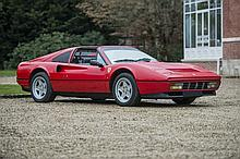 1987 Ferrari 328 GTS  No reserve