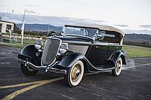 1934 Ford V8-40 Torpédo Le Baron  No reserve