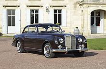 1958 Bentley S1 Continental Park Ward Two doors Saloon
